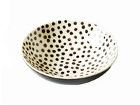 Trinket Dish - Black Sprinkle