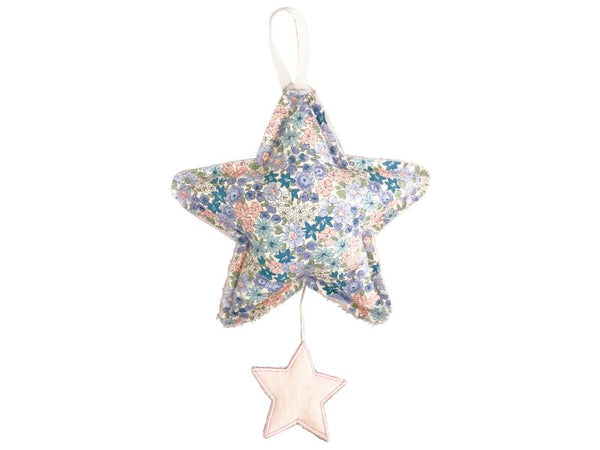 Star Musical - Liberty Blue, Rose Garden, Pop Pink