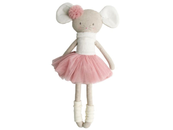 Doll - Missie Mouse - Ballerina - Large