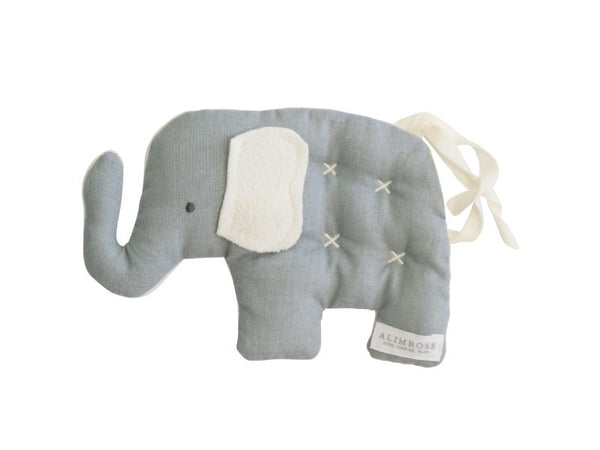 Comfort Toy - Toby Elephant, Toby Bunny - Pink, Grey