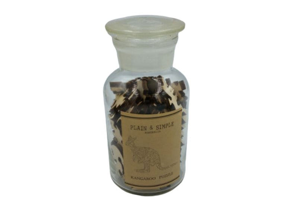 Jigsaw Puzzle - Wooden - Jar