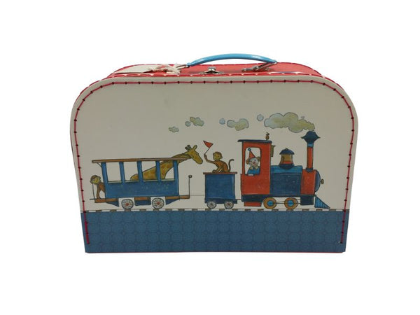 Tea Set - Tin - Train