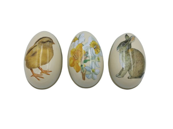 Tin - Egg Shaped - Emma Bridgewater