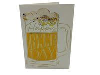 Greeting Card - Happy Beer Day