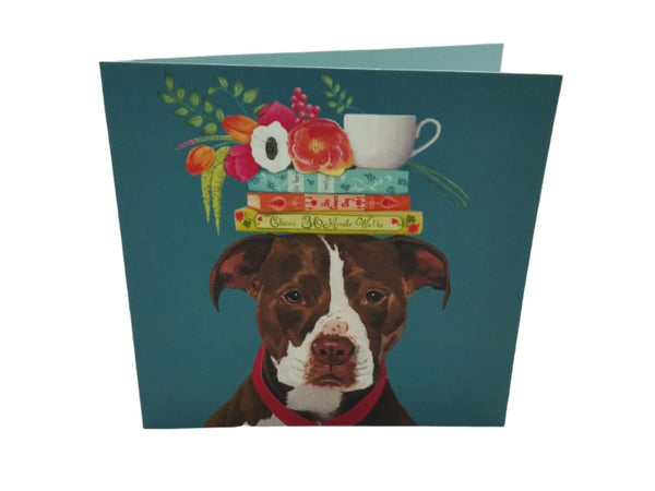 Greeting Card - Good Boy