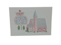 Greeting card - White Wedding