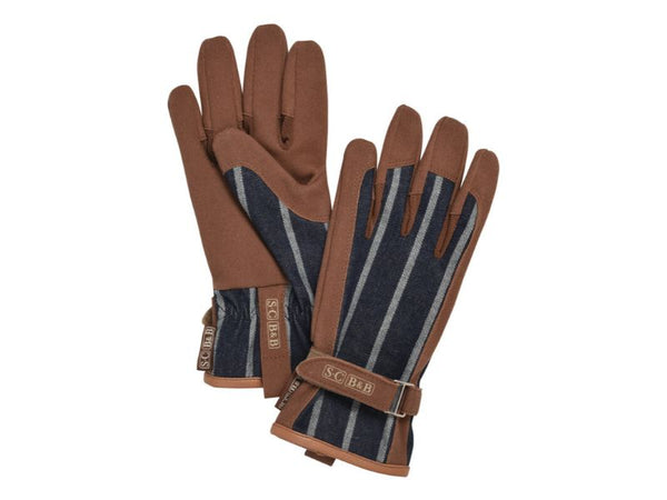 Gardening Gloves - Sophie Conran - Ticking