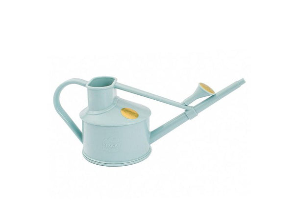 Watering Can - Duck Egg Blue, Yellow