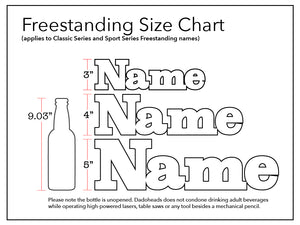 Pro Football Series | Freestanding