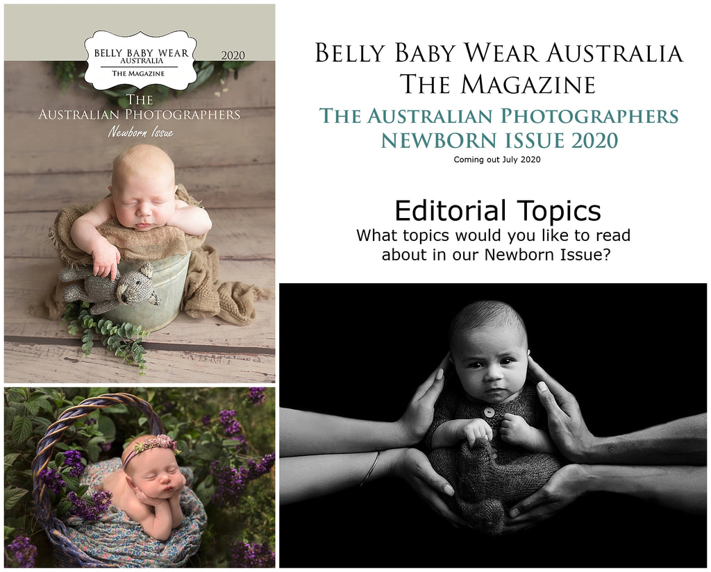 The Next Issue - The Newborn Issue - Seeking contributors
