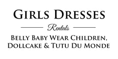 RENTALS - Girls dresses