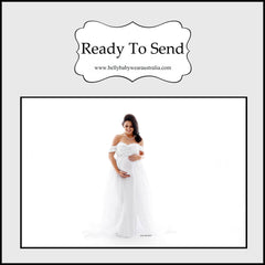 Maternity Gowns - Ready to send