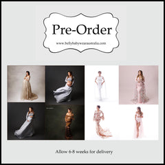 PRE-ORDER Maternity Gowns