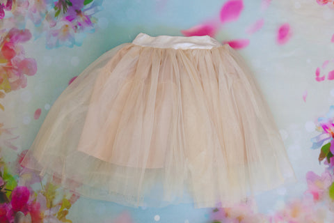 RENTAL - Pout Face Tulle Skirt - Size 3