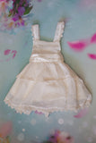 RENTAL - Ivory and Lace Dollcake - size 0