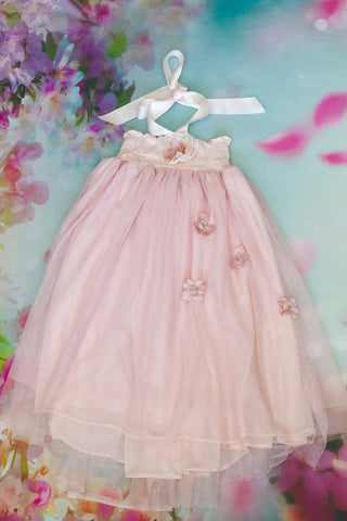 Sweetheart Tuelle Dress - Size 3