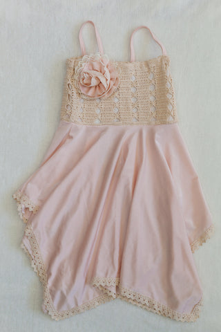RENTAL - London Tea Rose Dress - size 2