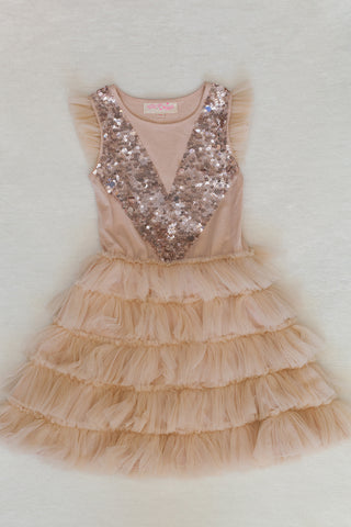 Luminaire Tutu Dress - Size: 4-5