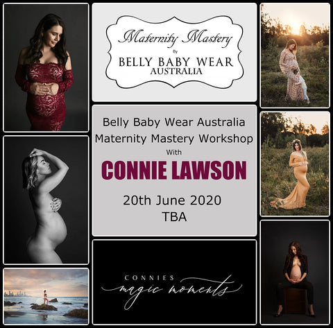 Maternity Mastery Workshop with Connie Lawson