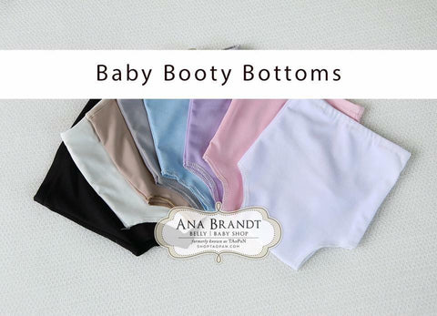 PRE-ORDER Baby Booty Bottoms Set of 8