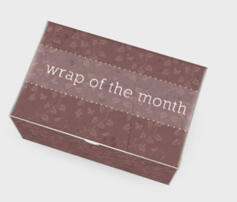 Pre-Order - Belly Baby Box - Wrap of the month