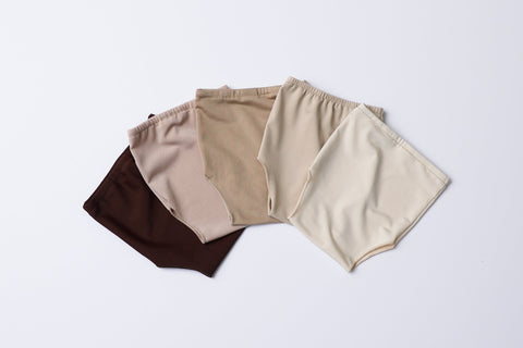 PRE-ORDER Baby Booty Bottoms NUDE EDITION COLLECTION Set of 5 - 1-2 MONTHS OLD