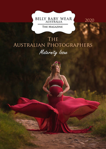 The Australian Photographers Maternity Issue 2020 - MAGAZINE (PRINTED EDITION)