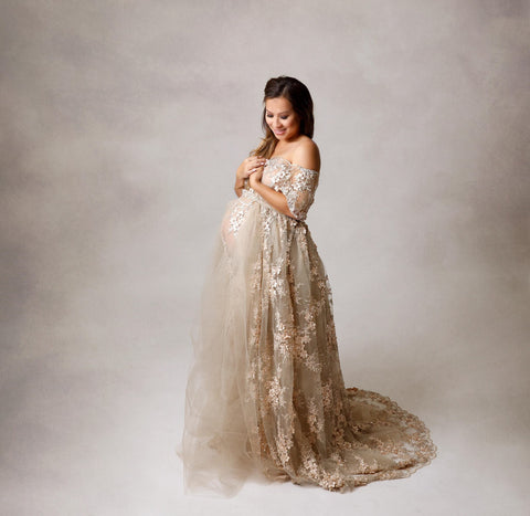Pre-Order The Aurora Gown