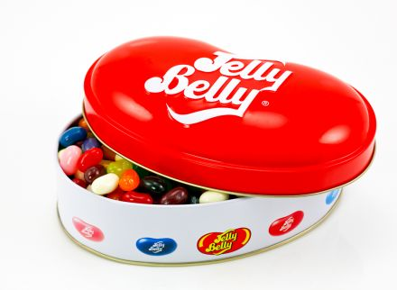 Jelly Belly Assorted Tin - Each