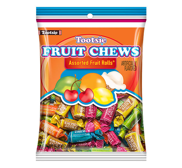 Tootsie Fruit Chews 164g bag