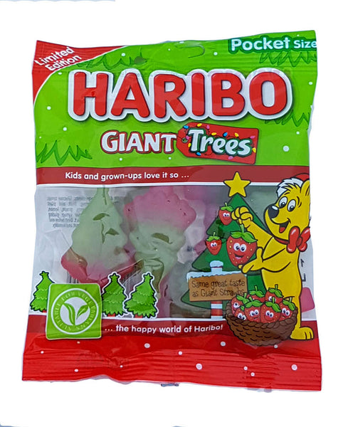 Haribo Limited Edition Giant Trees 70g