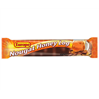 Nougat Honey Log 40g bar