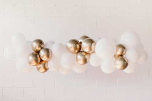 White & Shine Garland