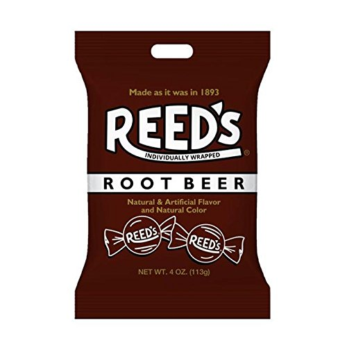 Reed's Root Beer (113g bag)