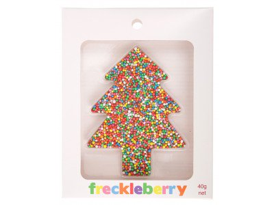 Freckleberry - Freckle Christmas Tree 40g boxed