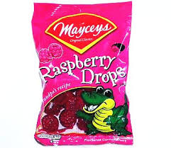 Mayceys Raspberry Drops