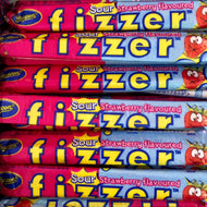 Fizzer Sour Strawberry - each