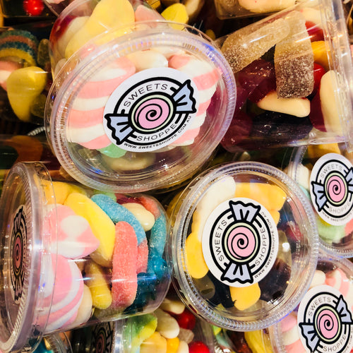 Mixed Lollies - Kids Container