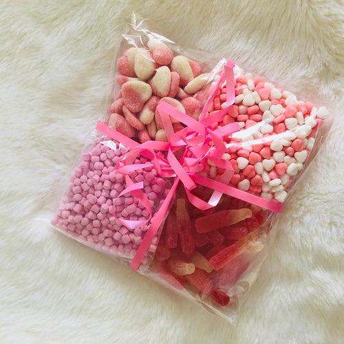 Pink Candy Gift Pack