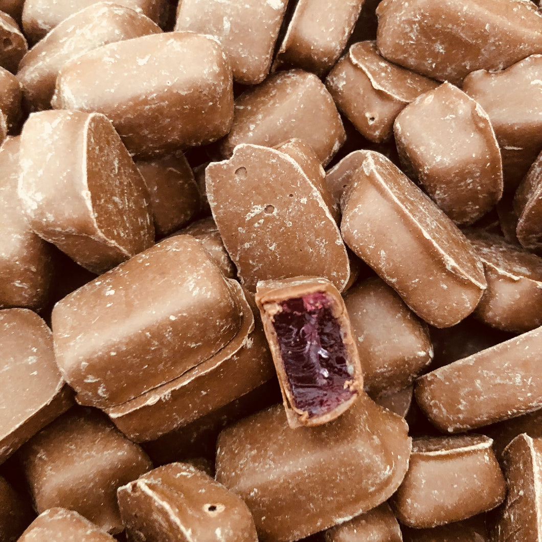 Chocolate covered Turkish Delight 200g