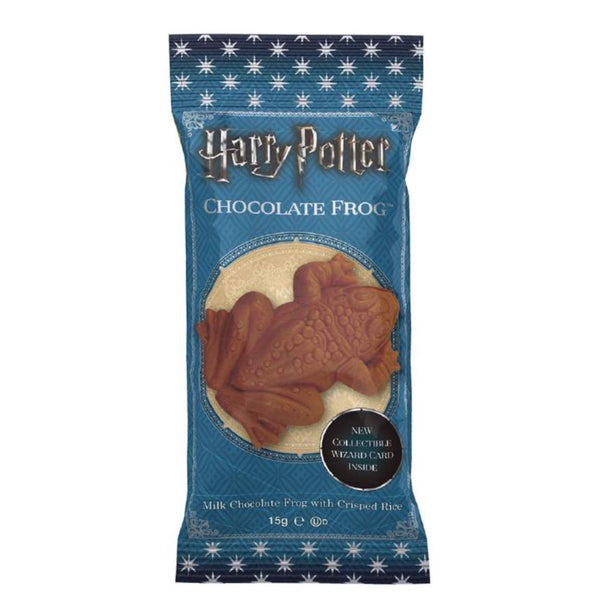 Harry Potter Chocolate Frog with collectors card