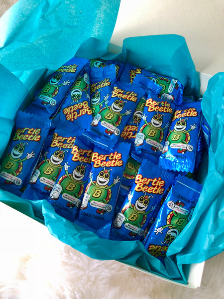 Bertie Beetle Gift Box - 100 Bertie Beetles!