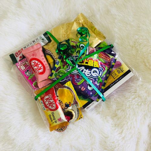 Japanese Candy Pack