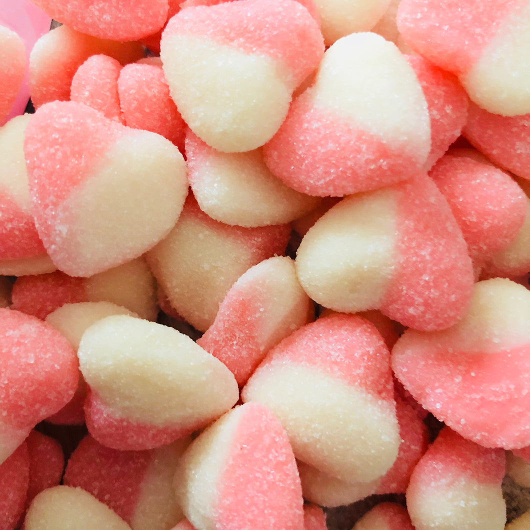 Pink Sour Hearts 200g
