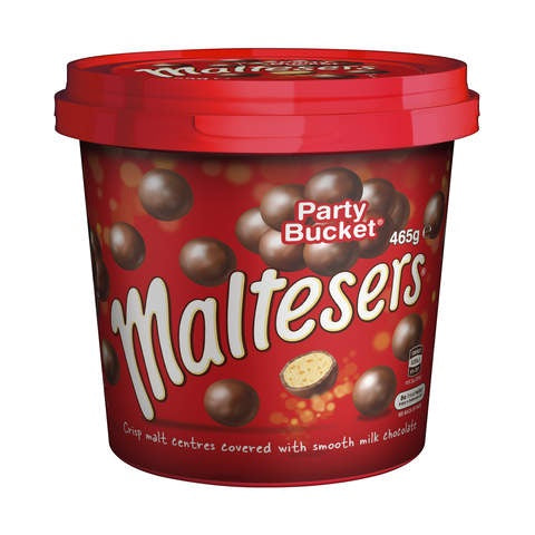 Malteasers Party Bucket 465g