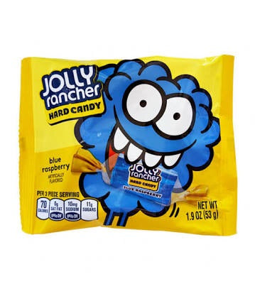 Jolly Rancher Hard Candy Blue Raspberry