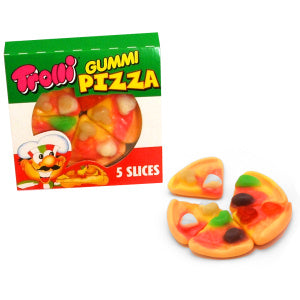Trolli Gummi Pizza - EACH