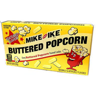 Mike and Ike Buttered Popcorn 141g box