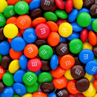 M&M's BULK 1kg Party Pack