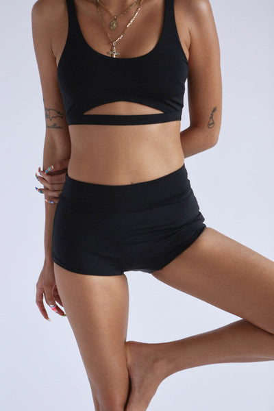 Surf Top in Black